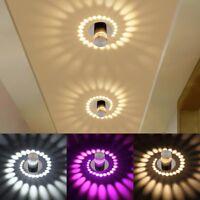 Modern Aluminum LED Pendant Lamp Ceiling Light Fixture Lighting Chandelier Light