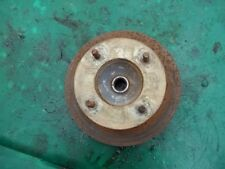 2003 HONDA FOREMAN RUBICON 500 4WD FRONT LEFT HUB WITH ROTOR