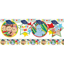 In The Night Garden Preschool Birthday Party Supplies Decoration Jointed Banner