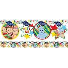 In The Night Garden Preschool Birthday Party Supplies Decoration Jointed Banner