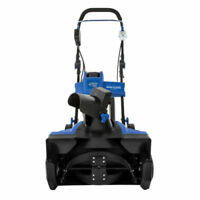 Snow Joe Cordless Snow Blower | 21-Inch | 40V Battery | Certified Refurbished