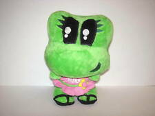 (T27) Senor Frogs Mika & Friends Girl Frog Plush Toy 8""