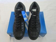 Adidas Super Skate 352093 Black Lifestyle Woven US Size 11 Sneakers