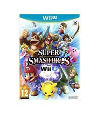 Nintendo - videojuego Super Smash Bros para Wii u #3621