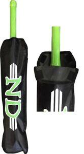 ND Pro Cricket Bat Protection Sleeve Full Length Bat Cover NEW