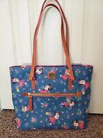 Disney Dooney & Bourke Epcot Flower Garden Festival 2021 NWT Minnie purse tote b