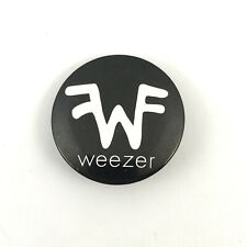 Weezer button pinback badge pin Official 1995