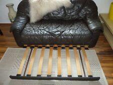 Echt--Ledersofa--2 Sitzer--m.Schlaffunktion