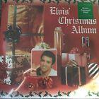 Elvis Presley 'Elvis' Christmas Album'  New pressing on Green Vinyl Lp - SEALED