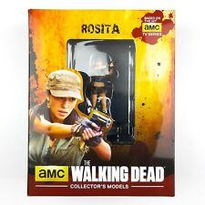 The Walking Dead Collector Figurine ROSITA Figure Eaglemoss Models 13 NEW