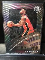 2019-20 Illusions NBA Basketball Season Highlights Zion Williamson SP Insert 5