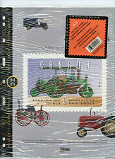 Weeda Canada Thematic Collection #72, 1996 Historic Land vehicles folder CV $10