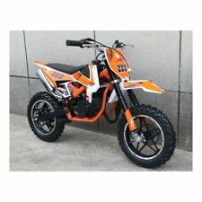 Mini Moto cross 50cc Velocità Regolabile MiniCross Carburatore 14mm