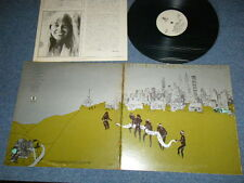 JONI MITCHELL Japan 1975 White Label PROMO NM LP THE HISSING OF SUMMER LAWNS