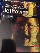Jefftowne  - Beer Pornos Wrestling & Down's Syndrome (DVD, 2003) VG#