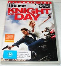 KNIGHT AND DAY -- Dvd