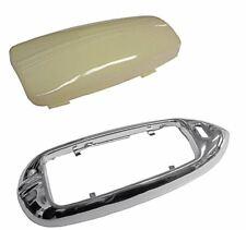 OER Dome Lamp Bezel & Lens 1949-1958 Pontiac 1949-1954 Chevy 1950-1957 Cadillac