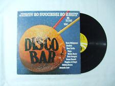 Disco Bar - Disco Vinile 33 Giri LP Compilation Stampa ITALIA 1980