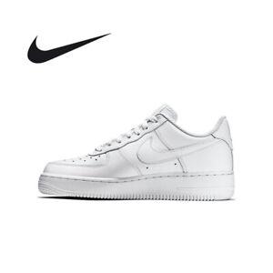 """NEU Air Force 1""""07 Herren Damen Turnschuhe Sportschuhe Sneaker Licht 315122-111"""