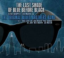ORIGINAL BLUES BROTHERS BAND - LAST SHADE OF BLUE BEFORE BLACK   CD NEUF