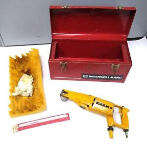 Ingersoll-Rand SRA010A1 Pneumatic Air Reciprocating Saw TESTED & WORKING