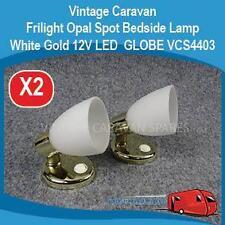 Caravan  OPAL Spot Light 12V LED  3W Globe  Bed Lamp Supreme  VCS4403 E0171