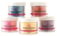 Glam and Glits *GLITTER ACRYLIC COLORS*  - 2oz/57g Jar - We combine shipping