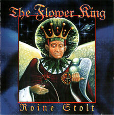 Roine Stolt ‎– The Flower King   CD NEW