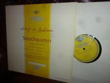 Beethoven Sting Quartet N1 1 Op 59, KOECKERT Quartett, DGG 18465 Mono  LP 12/59