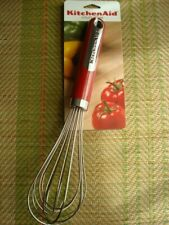 KITCHENAID WHISK RED    ~NEW WITH TAGS~