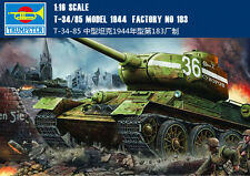 Trumpeter  1/16  00902 T-34/85 Model 1944 Factory No.183 model kit