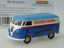 """Brekina VW T1 Kasten """"DROGEN - HANSA"""" - 32715 - 1:87"""