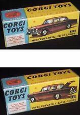 Corgi Mercedes Vintage Diecast Cars, Trucks & Vans
