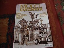 MODEL ENGINEER MAGAZINE   Volume 98  No 4294    2-15 March 2007
