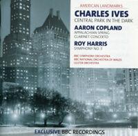 Aaron Copland, Roy Harris, Charles Ives – American Landmarks CD Album 2006