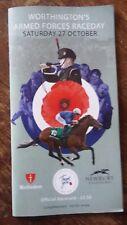 Newbury Racecouse Racecard. Saturday 27 October