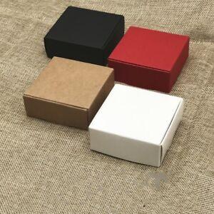 40x paper wedding favour boxes Party Favour Cookie Candy Soap Bomboniere boxes