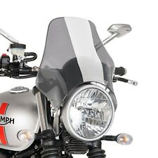 Parabrezza Puig NK per BMW R 45/R 65/R 1150 R paravento cupolino fume chiaro