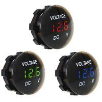 DC 12V-24V LED Panel Digital Voltage Volt Meter Display Voltmeter Gut Top