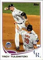 2013 Topps 1,2 Plus Update Colorado Rockies Team Set 30 Cards Nolan Arenado RC