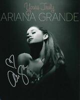 Ariana Grande Autographed Signed 8x10 Photo REPRINT ,