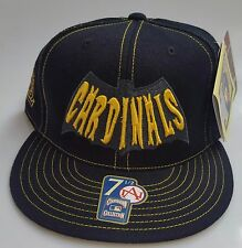 NEW! MLB St. Louis Cardinals American Needle Embroidered Fitted Cap (7 1/2)