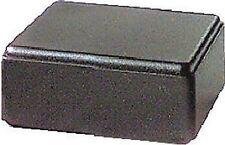 CONTENITORE PER ELETTRONICA PLASTICO 55x57x28mm NERO 50/36