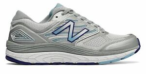 New Balance Women's 1340v3 Shoes White with Blue