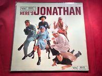 N1-79 JONATHAN WINTERS Here's Jonathan .... V-15025 .... COMEDY