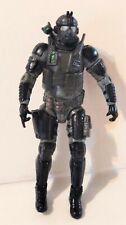 """CRYSIS 2 C.E.L.L. CELL Assault Unit Figure Only EA CRYTEK UNIMAX 1:18 4"""""""