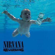 Nirvana - Nevermind [Latest Pressing] LP Vinyl Record Album SEALED / Never Mind