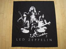 NOS!! 1994 vtg LED ZEPPELIN banner FLAG tapestry POSTER music WALL art 90s band