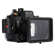 40m Waterproof Underwater Housing for Panasonic LUMIX DMC-LX100 Camera