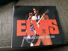 elvis the impossible dream rare FTD disc concert from king in 1971 brilliant